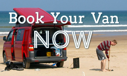 Book your van now