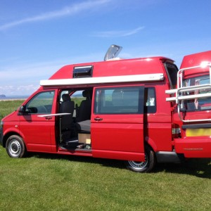 best small campervan with toilet