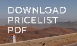 Download Pricelist PDF