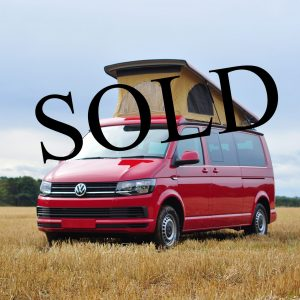 VW T6 Transporter Sold