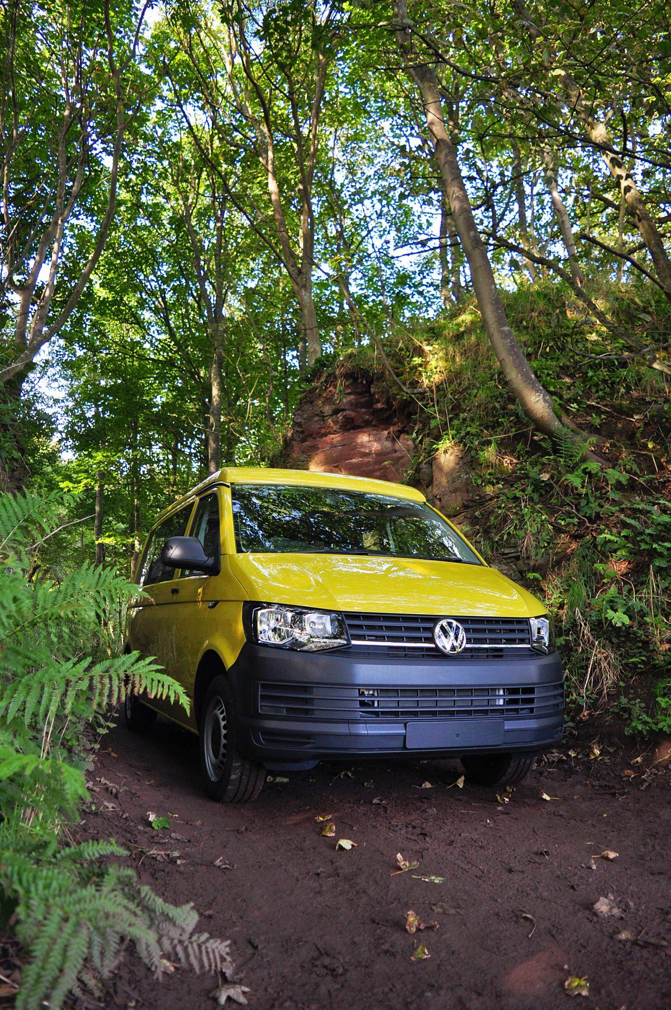 2018 vw t6 cromarty ex rental campervan for sale