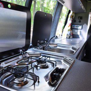 t6 camper van gas cooker