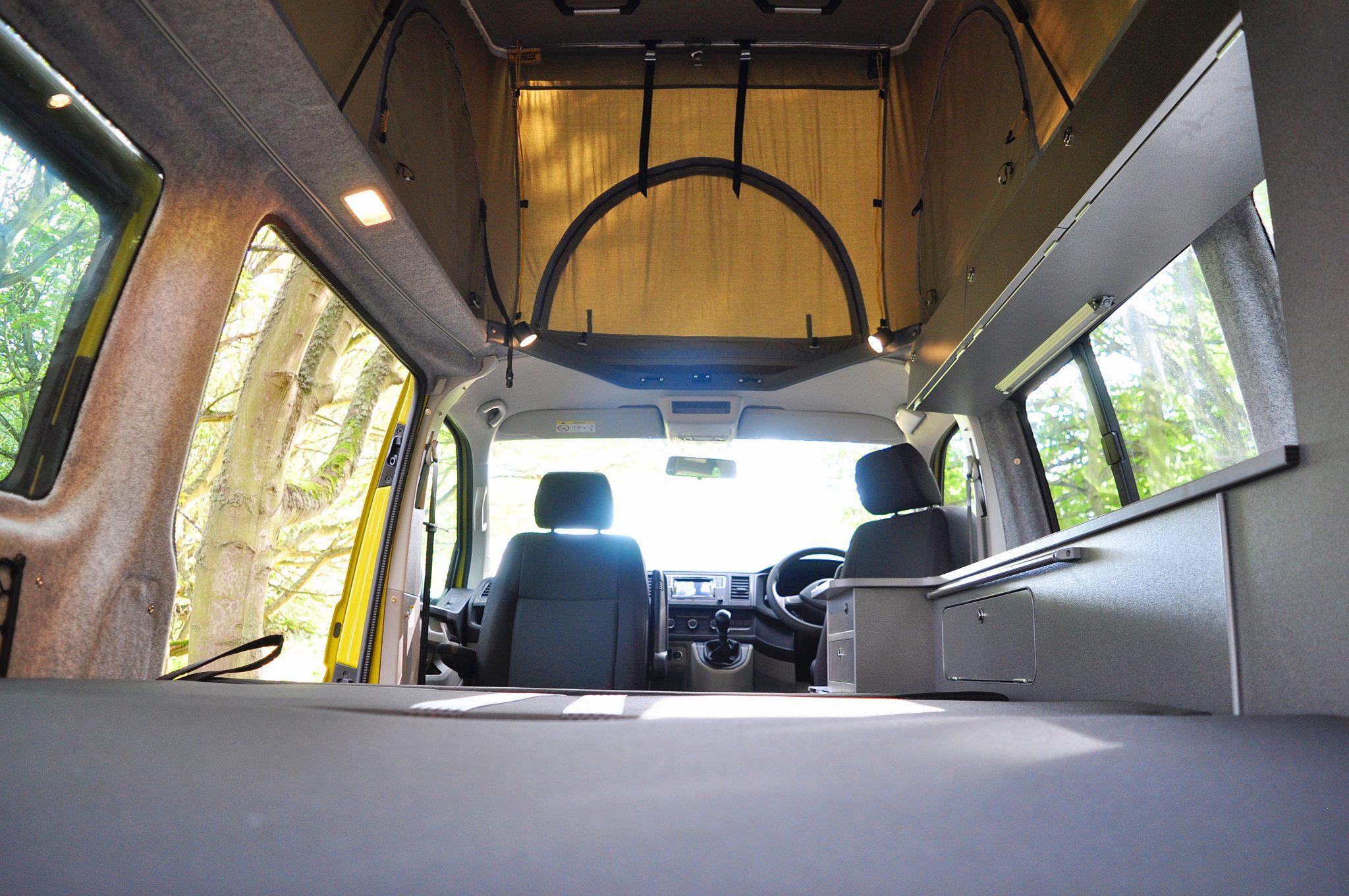 Seats Down in Tiree