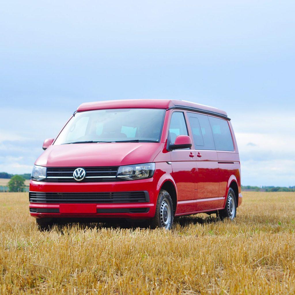 new camper van