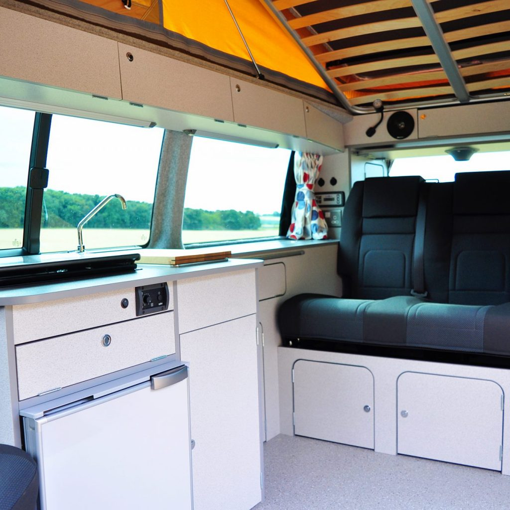 Camper Interior If Youve Already Bought Your Own T6 Or T5 Then Were Happy To Convert That For You Into Any Of Our Conversion Layouts