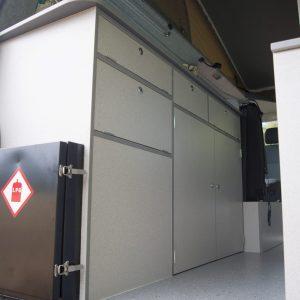 Storage in Sanna