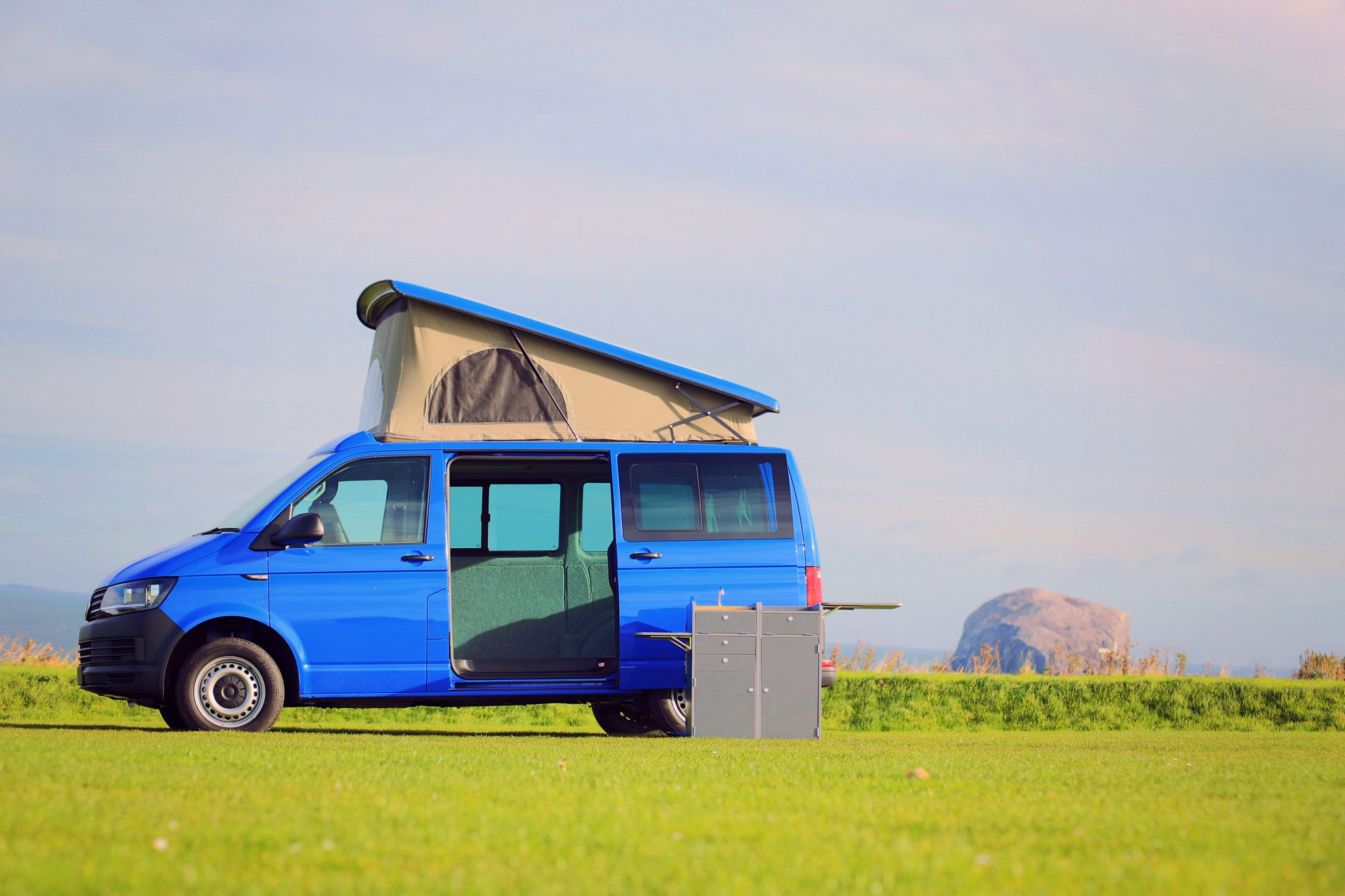 vw t5 kitchen pods