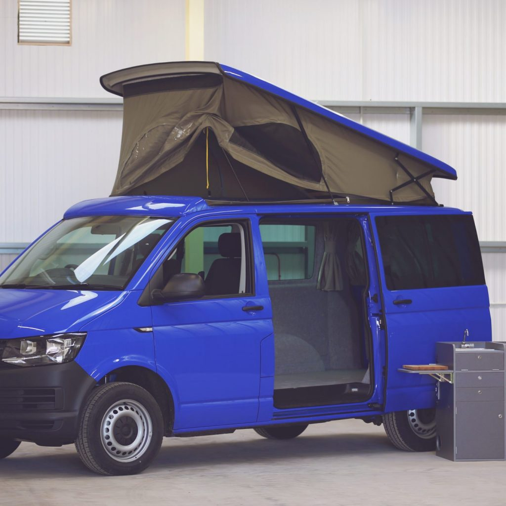 Jpod pods out unzipped roof
