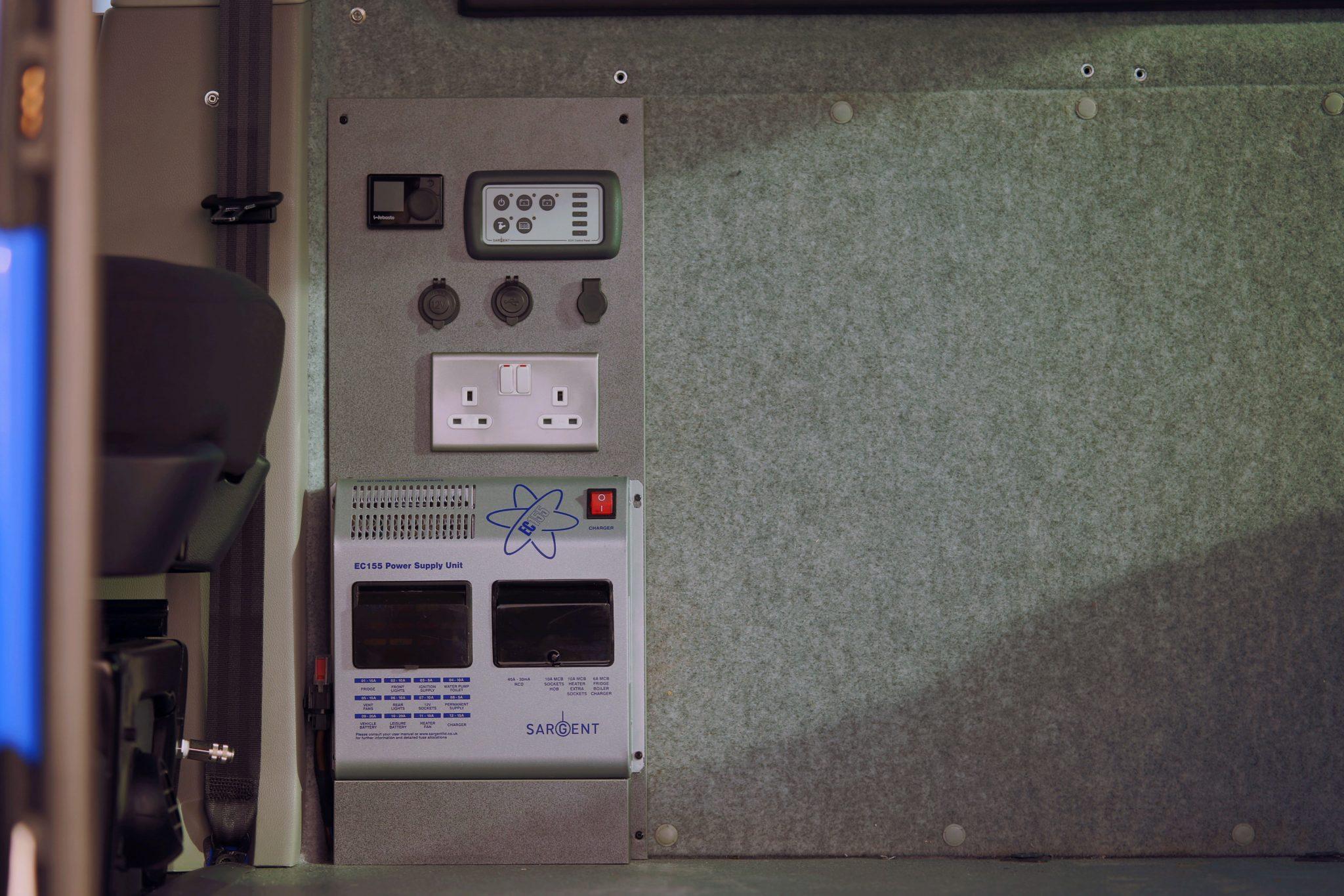 Sargent-control-panel