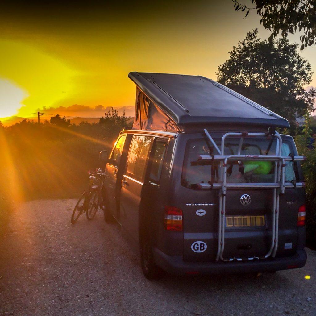 Sunset Campervan