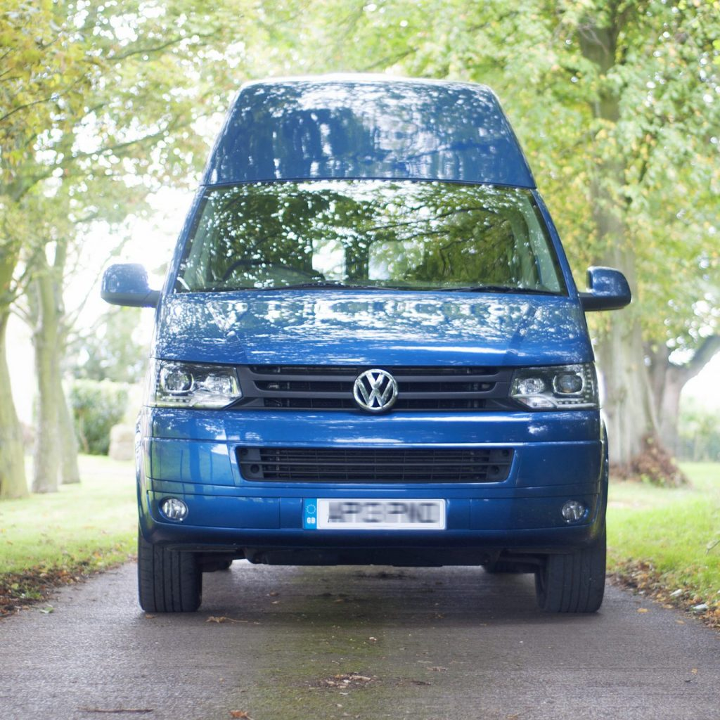 VW T5 hightop