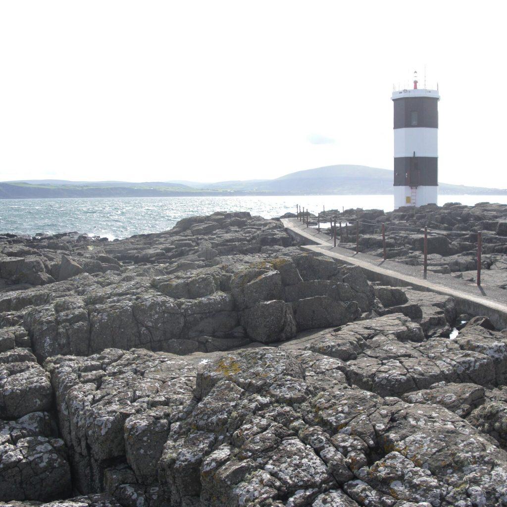 South lighthouse Rathlin Island