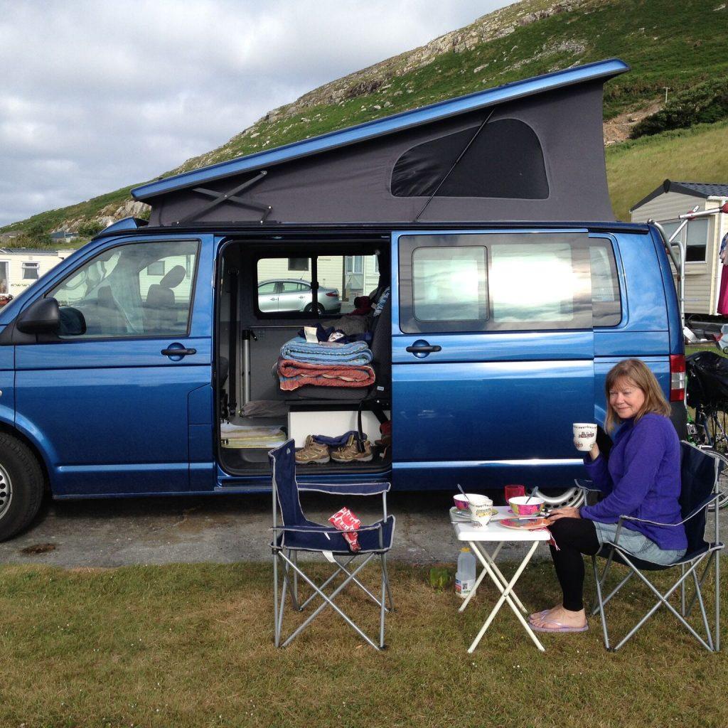 T5 camper conversion