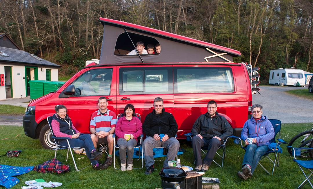 campervan reunion