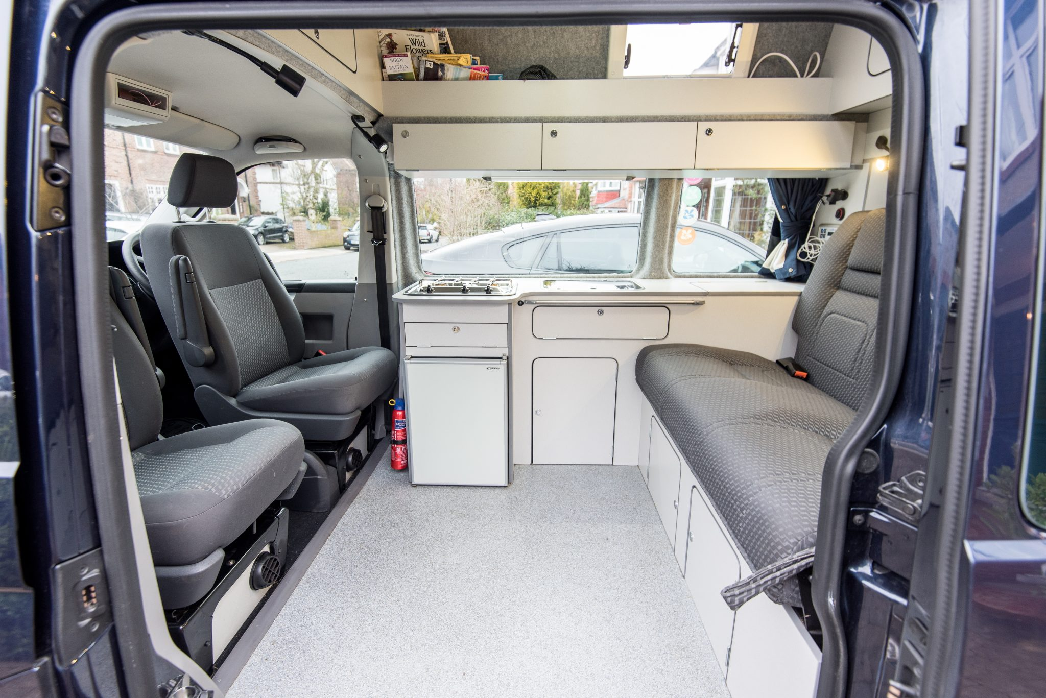 high to camper van for sale
