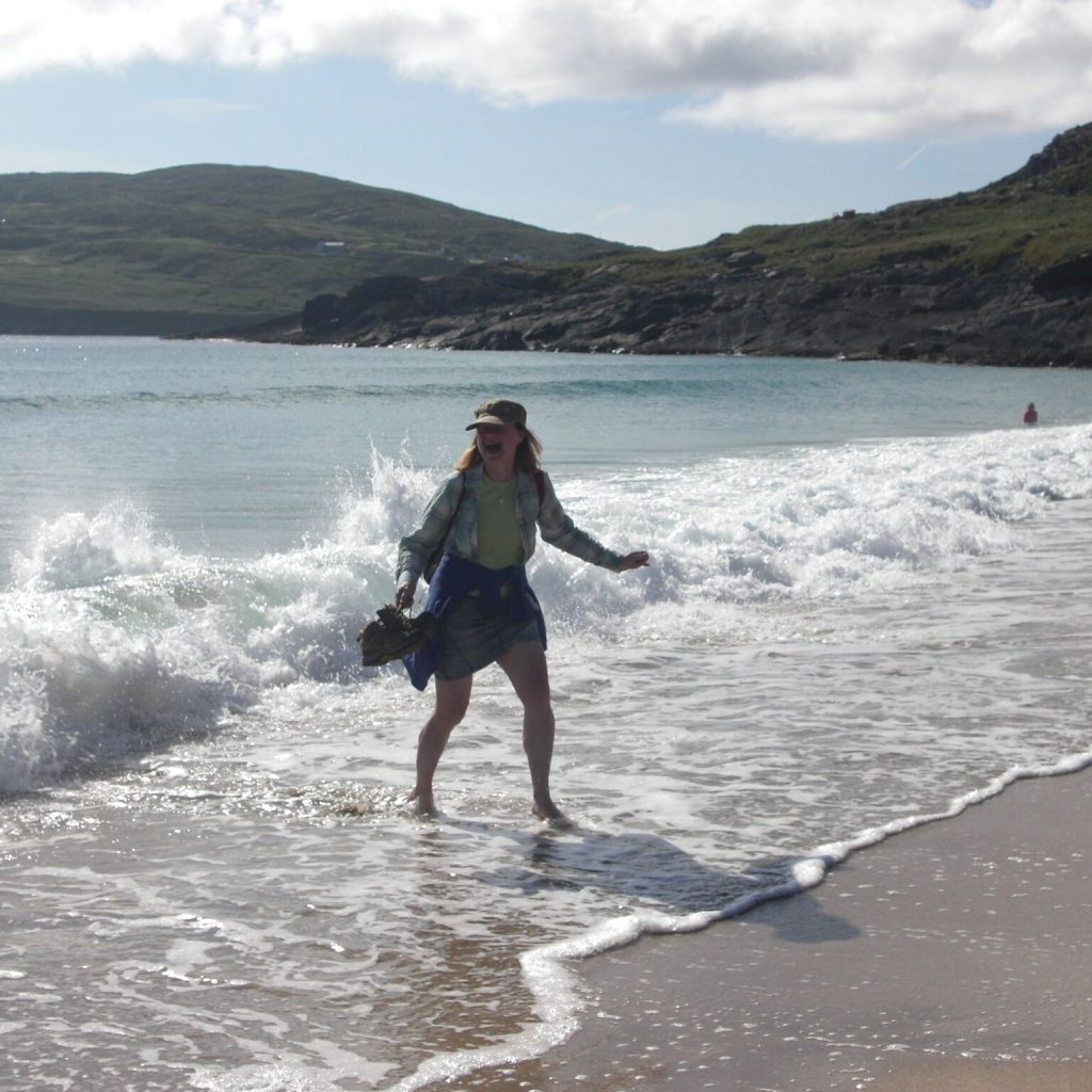 wild atlantic way beach