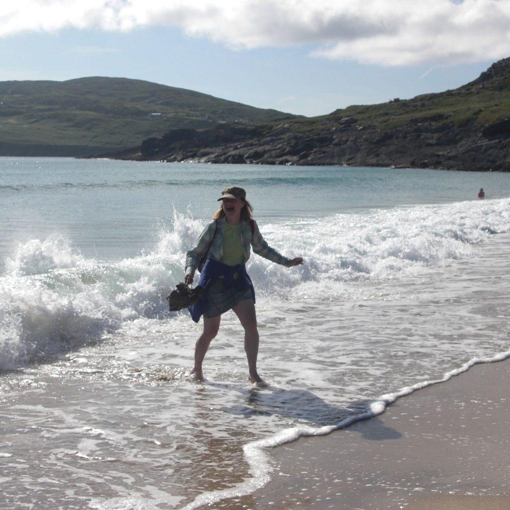 wild atlantic way beach