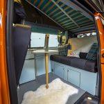 Self build vw T6 camper