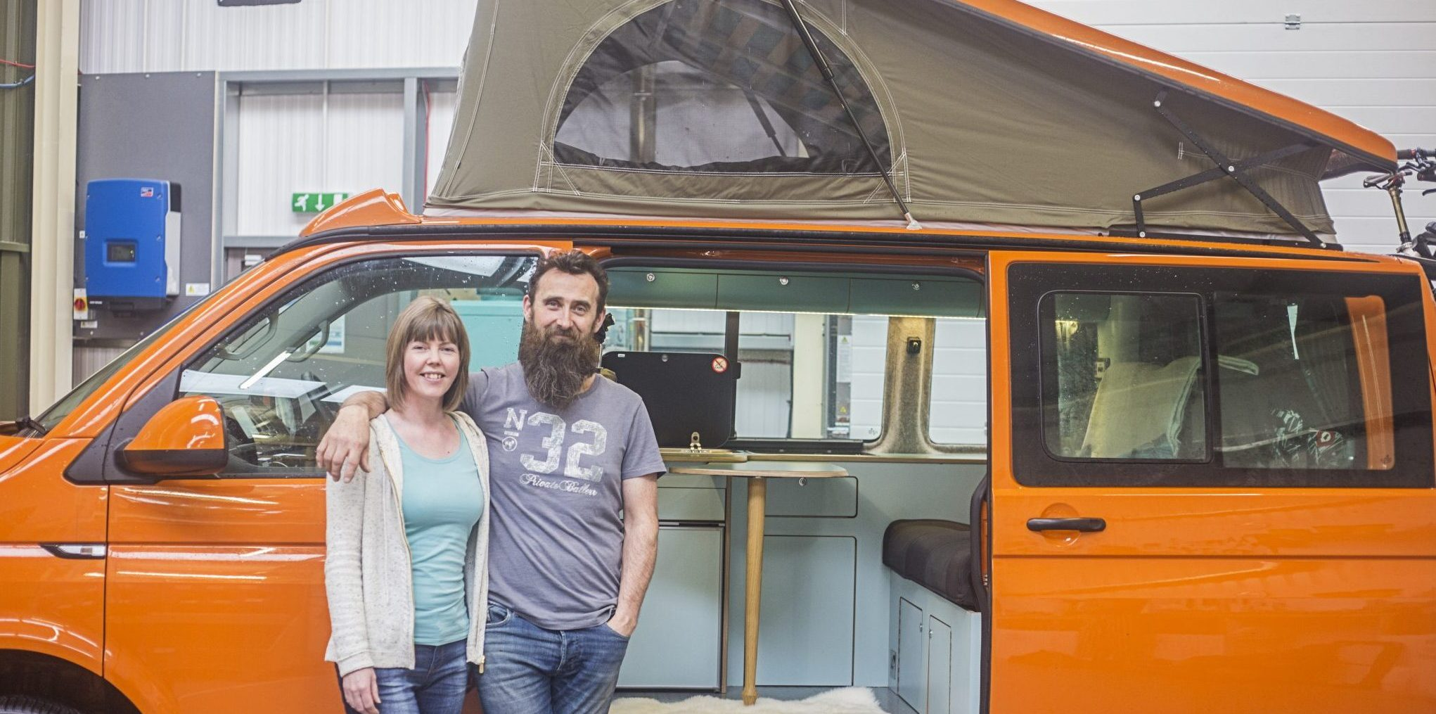 campervan project