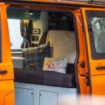 self build camper van