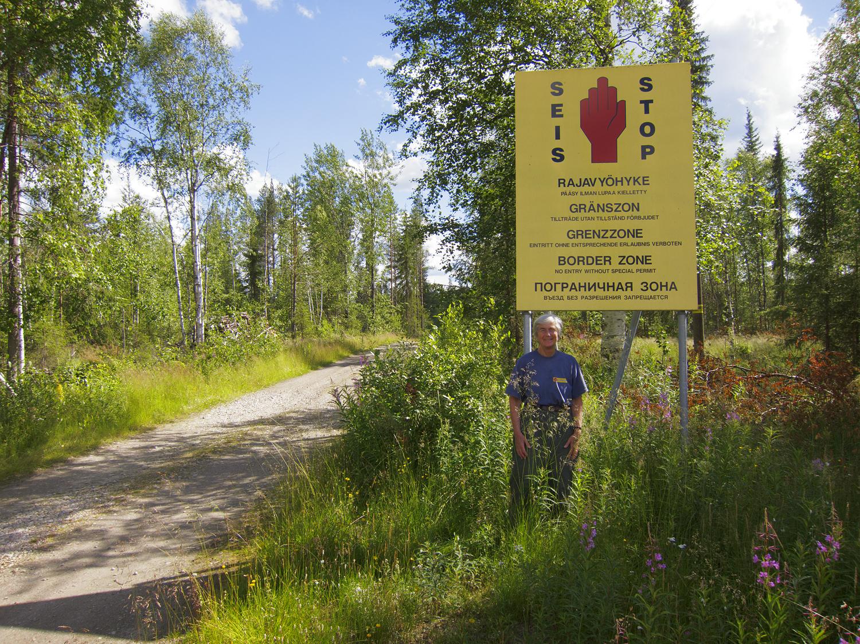 finland campervan