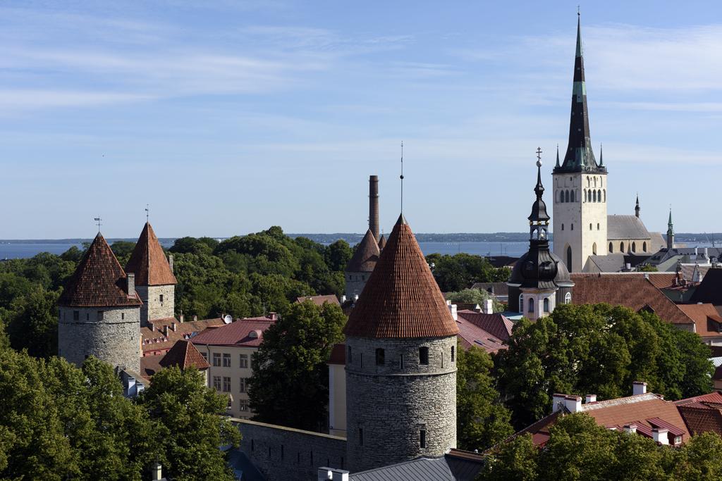 estonia campervan trip
