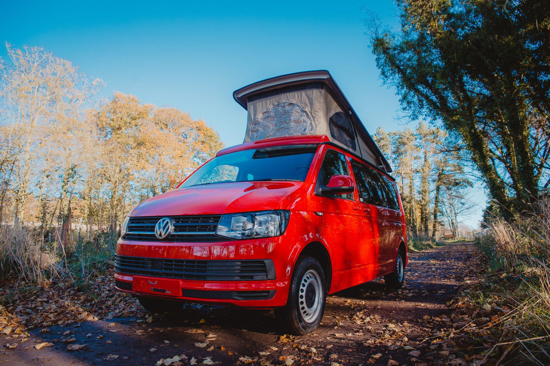 2019 Cromarty Ex Rental VW T6 Campervan