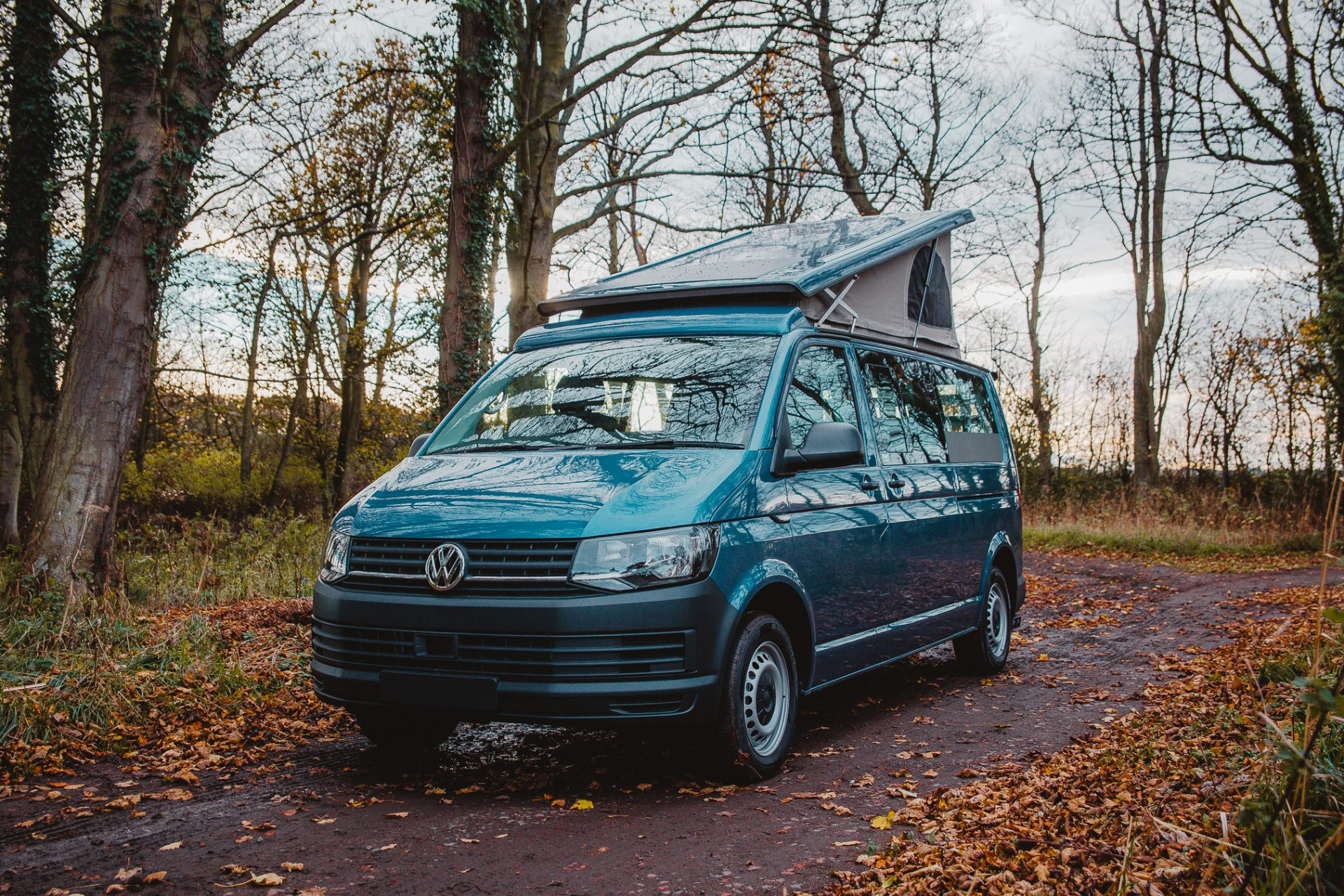 2019 Sanna Ex Rental VW T6 Campervan