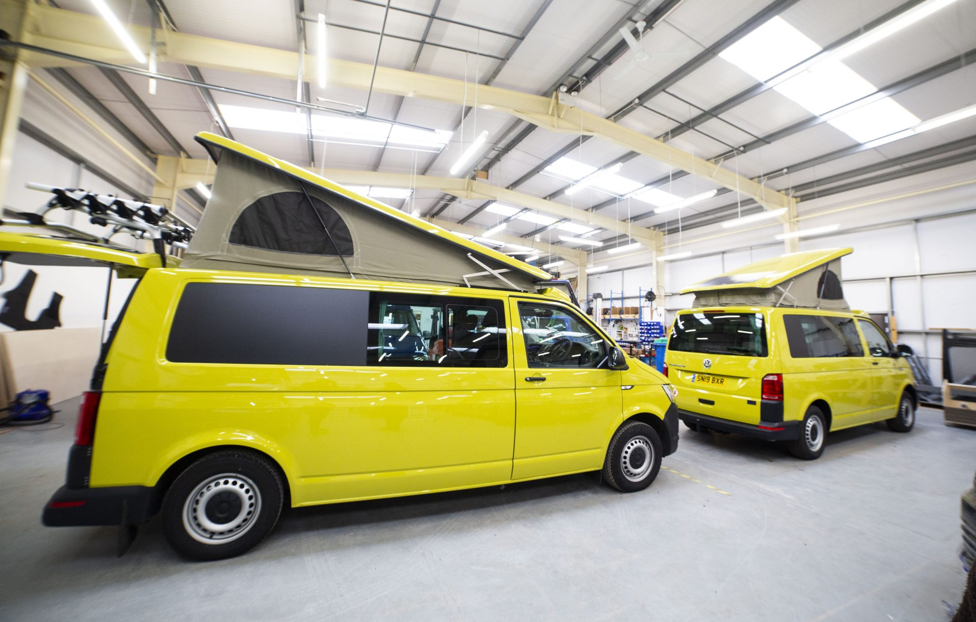Convert Your VW T5 or T6