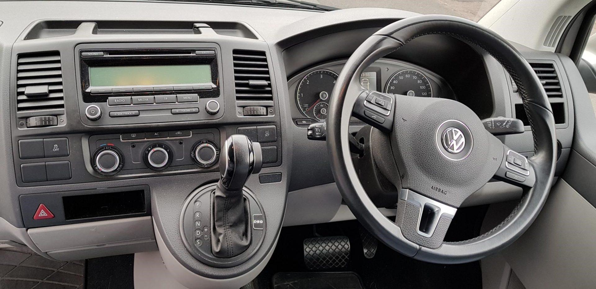 2011 Cromarty VW T5 DSG Campervan