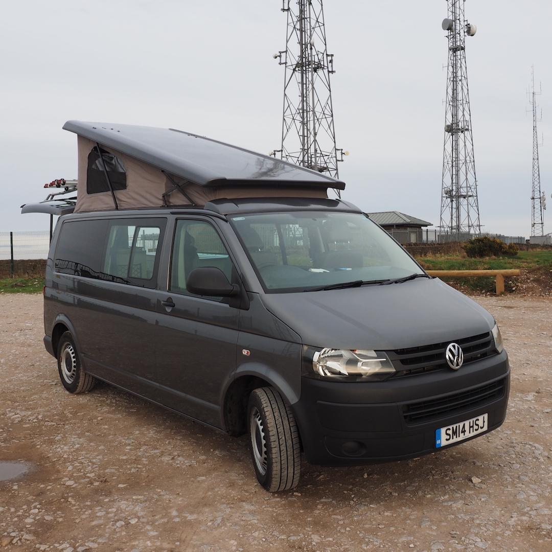 2014 Sanna VW T5 Campervan – Ex Rental