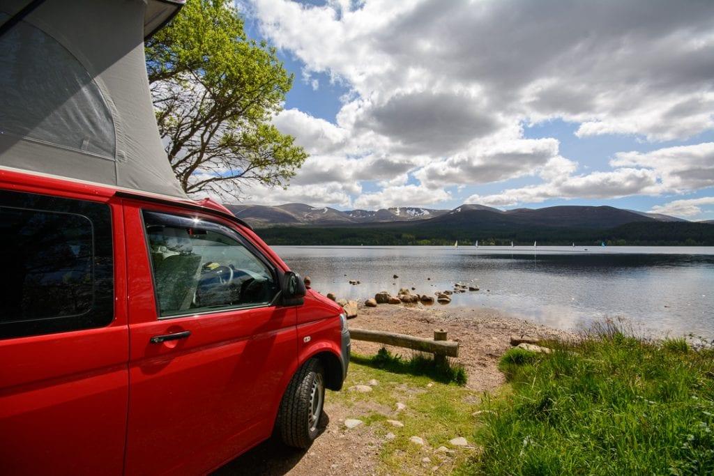 Choosing the right campervan mattress topper