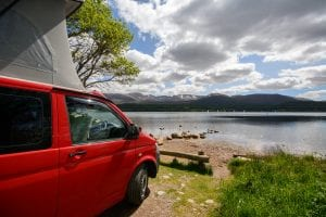 Choosing the right campervan mattress topper