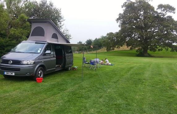 2011 Cromarty VW T5 Campervan