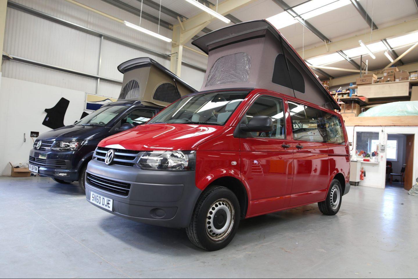 2010 Tiree VW T5 Campervan